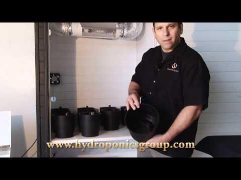 Hydro Pot Bud Buddy Grow Box