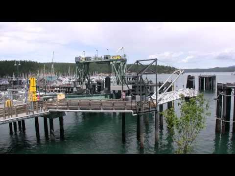 Friday Harbor San Juan Island Washington State