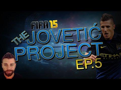 Jovetic Project #5 - Sensual Stevan Free Kick! - FIFA 15 Ultimate Team