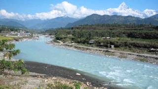 Seti Khola By Ramsaran Nepali
