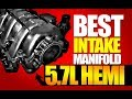 BEST 5.7L Hemi Intake Manifold UPGRADE! Many Of You Are Right...