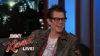 Johnny Knoxville is a Bad Stuntman