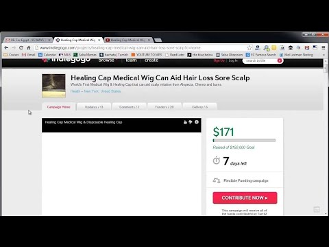 Indiegogo Campaign - How to raise funds for your invention - Ask Evan