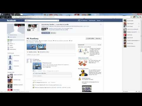 How to upload a profile picture on Facebook