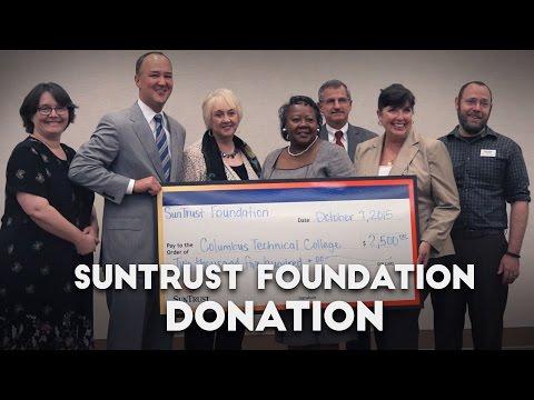 SunTrust Foundation Donation