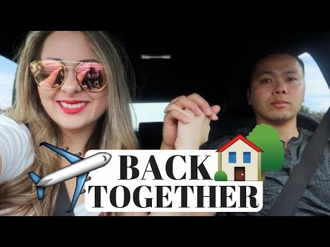 AMWF | Married Work Life | Long Distance & House Shopping