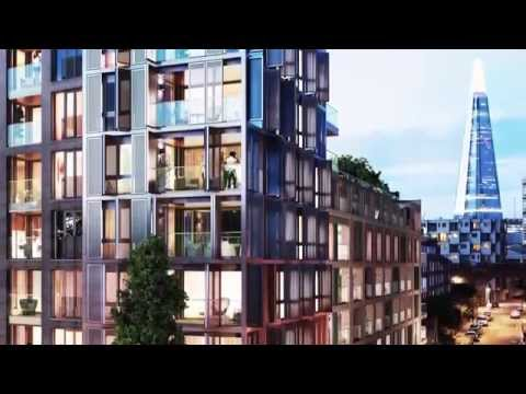 New Properties for Sale Central London - The Residence | Linden Homes