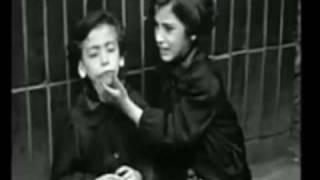 Hungry Children of the Warszawa ghetto
