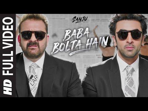 Xxx Mp4 Baba Bolta Hain Bas Ho Gaya Full Video Song SANJU Ranbir Kapoor Rajkumar Hirani Papon 3gp Sex