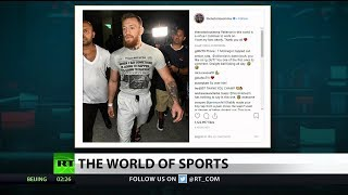Download Connor McGregor faces felony charges in Miami Video