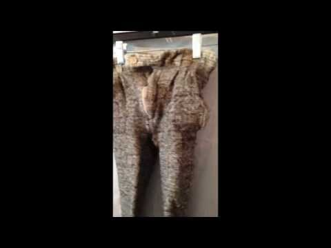 How To Get Rid of Smell And Shrink Dress Pants