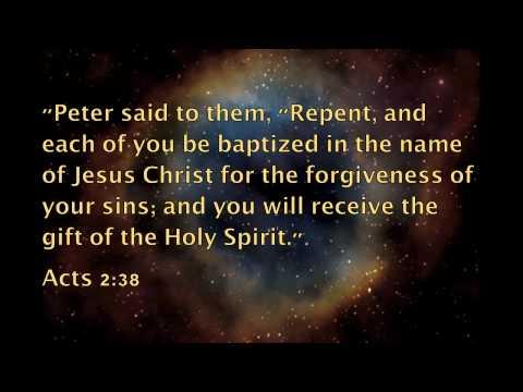 Holy Spirit - Bible Promises Spoken