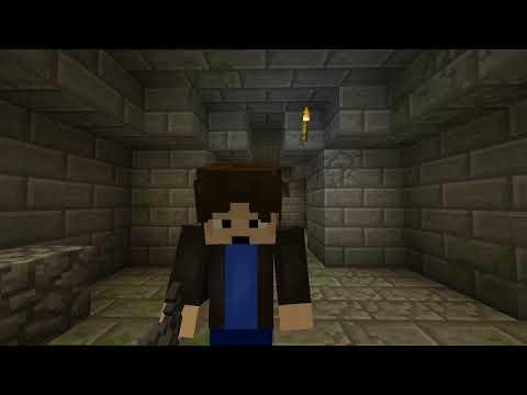 Minecraft LOST   Season 1 ending: funeral of Stephen, Shaun & Ellie