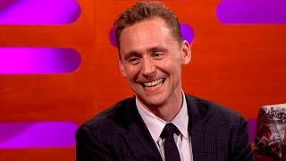 Will Tom Hiddleston be the next James Bond? - The Graham Norton Show: Series 19 Episode 7 - BBC