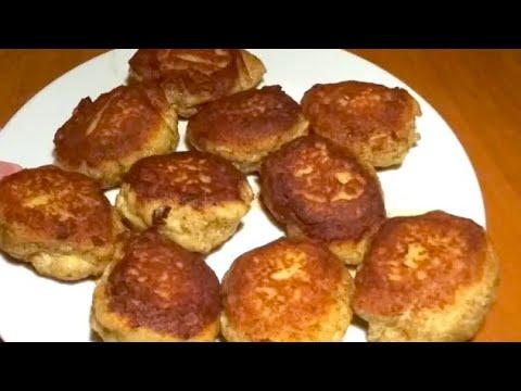 Scandinavian Fish Cakes (Cod) - Crispy & Golden Brown - Recipe #76