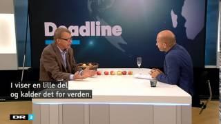 Hans Rosling: Man skal ikke bruge medier til at forstå verden - Deadline på DR2