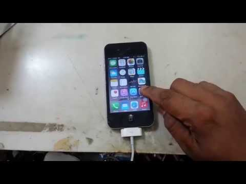 iphone 4s  How to Turn Off VoiceOver