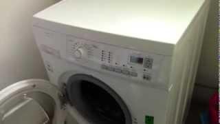 Error E40 lavadora Electrolux (EWF 127410 W), Solución  [Washing