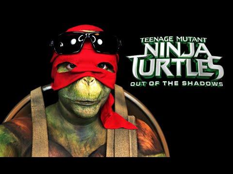 TEENAGE MUTANT NINJA TURTLES: OUT OF THE SHADOWS Makeup Tutorial!