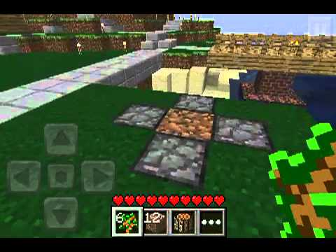 Minecraft PE Lets play Episode 13 - VERY important news
