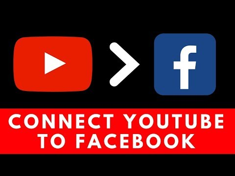 Connect Youtube To Facebook (2018)