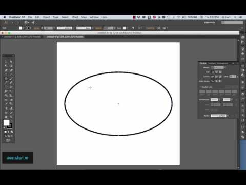 Making Comic Bubbles with Illustrator