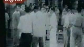 rare video  ( MUGHAL-E-AZAM ) premiere 1960