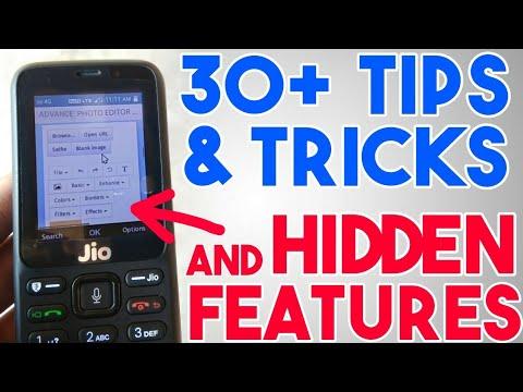 JioPhone Tips And Tricks & Hidden Features | Jio Phone Secrets Options & Hacks | In Hindi