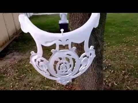 Restoring Vintage Patio Chair