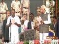 Karnataka Swearing in HD Kumaraswamy Sworn In As CM In Presence Of Top Opposition Leaders