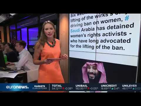 Why are feminists being arrested in the 'new' Saudi Arabia? - Belle Donati