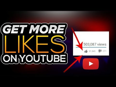 How To Get More Likes In YouTube Video And Grow Your Channel 2018