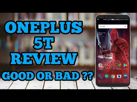 oneplus 5t review: 4 weeks later