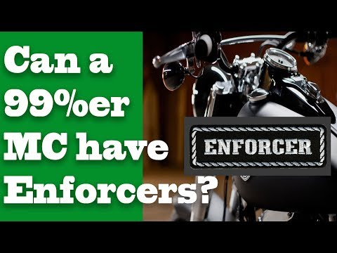 Can a 99%er Club Have Enforcers
