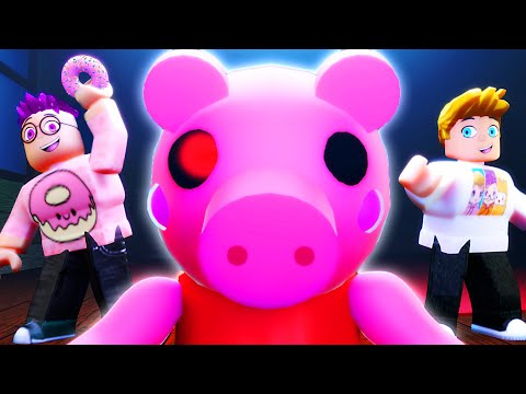 ROBLOX PIGGY FUNNY ANIMATION - How To Escape Piggy EVERY TIME!!! (LankyBox)