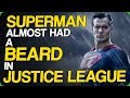 Superman Almost Had A Beard In Justice League Actors Who Should Return To The Superhero Genre