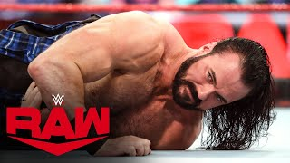 MACE & T-BAR launch another attack on Drew McIntyre: Raw, April 19, 2021