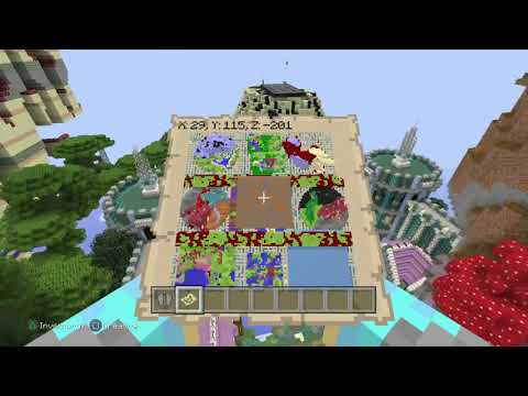 THE WORLDS BEST MODDED MINECRAFT PS3/PS4/XBOX MAP EVER!!! no Lag!!