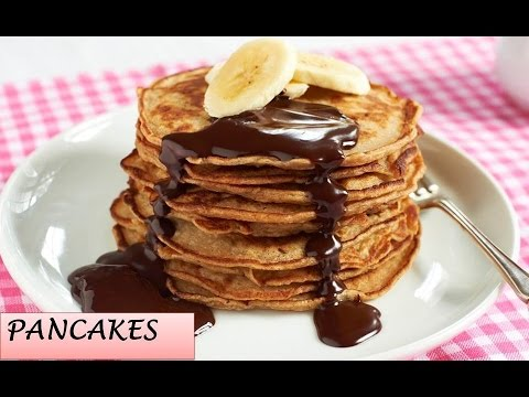 How to Make best Eggless Pancakes| Easy Eggless Pancakes
