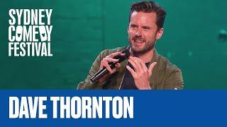 Dave Thornton - Sydney Comedy Festival 2017