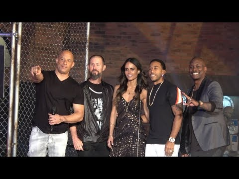 Fast & Furious Ride Grand Opening At Universal Studios Orlando | Vin Diesel, Easter Eggs & AOV!