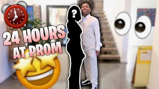 TOOK SOMEONE SPECIAL TO PROM *had 2 hours to get ready*