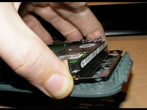 how to use xbox360 or ps3 hdd in a laptop