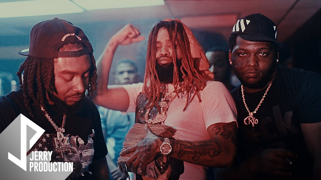 FMB DZ, Sada Baby, Rio Da Yung OG - The Whoop Way (Official Video) Shot by @JerryPHD