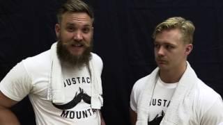 Moustache Mountain (Trent Seven & Tyler Bate) Promo [CHIKARA When Nature Calls]
