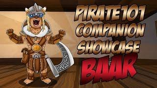 Pirate101 Gazpaccio Puppet Show