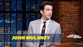 John Mulaney Explains Why Comedians Always Make Fun of Florida