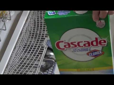 Dishwasher Tips: Getting Sparkling Clean Dishes Despite Hard Water.