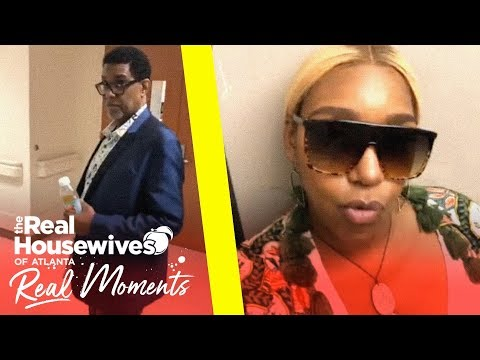 Rare Footage of Nene and Gregg Leakes Moments After Cancer Diagnosis Will Make You Cry | RHOA Taping