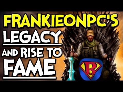 How FRANKIEonPC Created a YouTube Legacy ► His DayZ Mod Series and Early Battlefield 3 Days